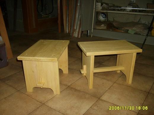 Showroom Lesquel Exemple de réalisation mobilier en bois
